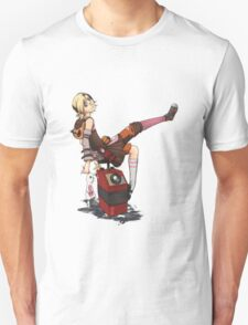 Lady Tina of Blowupyourfaceheim T-Shirt