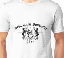 Schutzhund Rottweiler Unisex T-Shirt