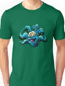 Happy Tentacle head chest burster Unisex T-Shirt