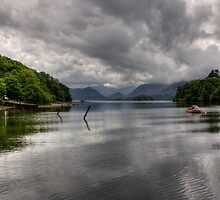 Derwentwater II by Tom Gomez