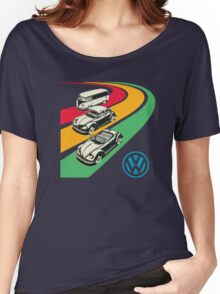 vintage vw Women's Relaxed Fit T-Shirt