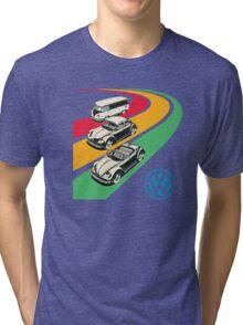 vintage vw Tri-blend T-Shirt