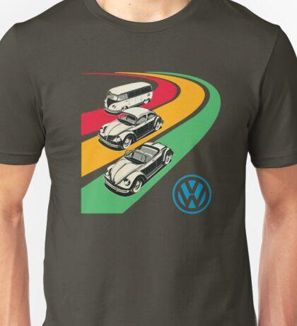 vintage vw Unisex T-Shirt