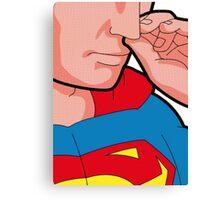 Super Picker Canvas Print