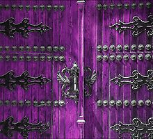 The Dragon´s Door. by mareval
