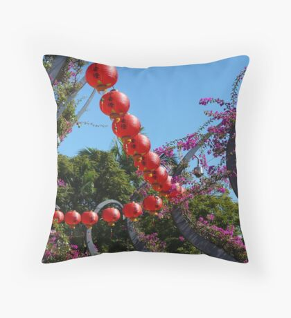 Southbank Throw Pillow