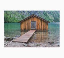 Obersee, Berchtesgaden National Park One Piece - Short Sleeve