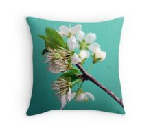Still Life with Spring Throw Pillow