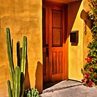 Strolling the Barrio by Linda Gregory