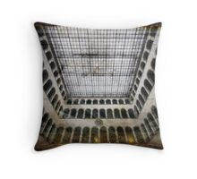 Central Post office, Venice Throw Pillow
