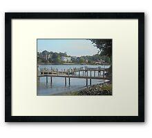 River Paradise   Framed Print