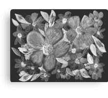 Blooms 2 Canvas Print