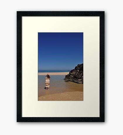 Lighthouse Dreams Framed Print