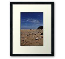 Beachscape 1 Framed Print