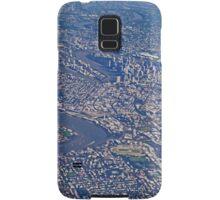 Aerial, Brisbane , Queensland, Australia Samsung Galaxy Case/Skin