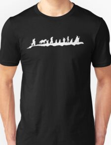 The Fellowship of The Ring (white) T-Shirt