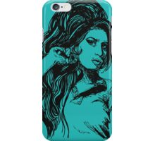 Icon: Amy Winehouse iPhone Case/Skin