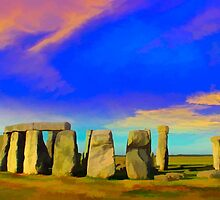 Stonehenge by John Rainford
