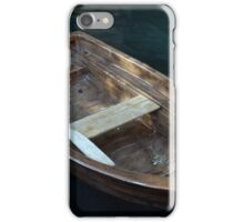 Lone Oar iPhone Case/Skin