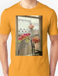 Tickled Pink And Yellow T-Shirt