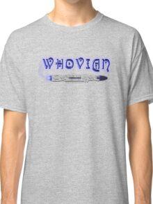 Whovian Screwdriver Classic T-Shirt