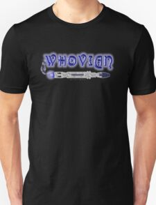 Whovian Screwdriver Unisex T-Shirt