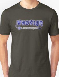 Whovian Screwdriver Unisex T-Shirt