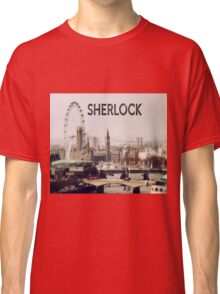Sherlock & London Classic T-Shirt