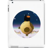 Raphael The Raven iPad Case/Skin