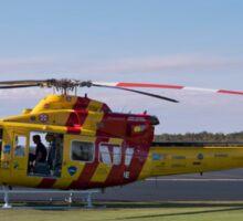 Westpac Rescue helicopter 0001 Sticker