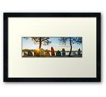 Taste Of Summer Framed Print