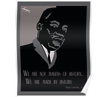 Martin Luther King Poster Poster