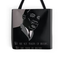 Martin Luther King Poster Tote Bag