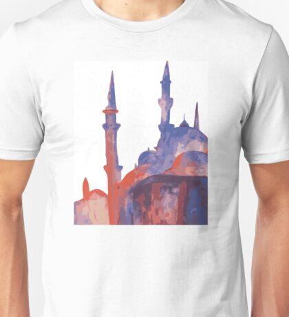 Minarets  Unisex T-Shirt