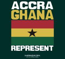 Ghana Represent by kaysha