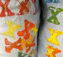 X marks the spot.... by D. D.AMO