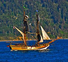 The Lady Washington by Bryan D. Spellman