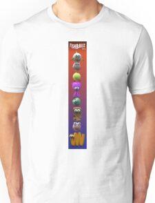 the fishballzinc gang Unisex T-Shirt