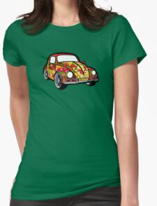 Buggin' - Potpourri Womens Fitted T-Shirt