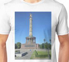 Victory Column, Berlin, Germany Unisex T-Shirt