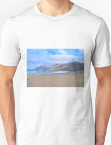 Lanzarote: Life is like surfing T-Shirt
