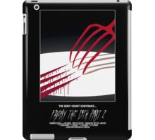 Friday The 13th Part 2 iPad Case/Skin