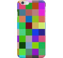 Every color is another moment in life iPhone Case/Skin