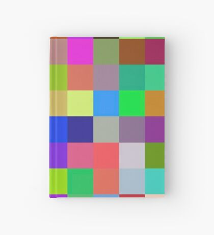 Every color is another moment in life Hardcover Journal