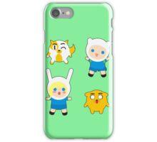 Tiny Adventurers iPhone Case/Skin