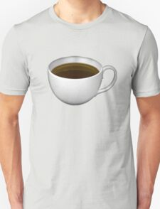 Hot Beverage Coffee Emoji T-Shirt