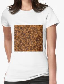 Thatched Roof Womens Fitted T-Shirt