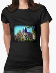 Biltmore Through The Trees Womens Fitted T-Shirt