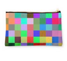 Color Squares 10 Studio Pouch