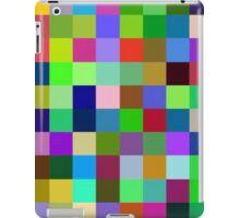 Color Squares 11 iPad Case/Skin